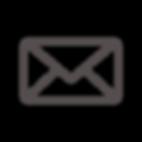 Mail envelope icon.