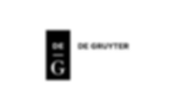 De Gruyter ebooks logo