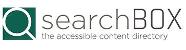 searchBOX logo
