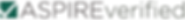 ASPIRE verified logo