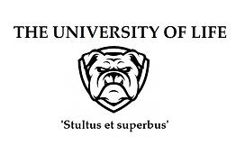 University of Life logo.