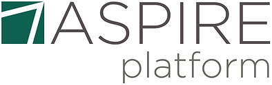 The ASPIRE platform logo.