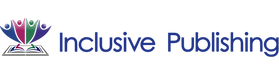 The Inclusive Publishing logo. Click to access the website.