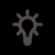 Lighbulb icon