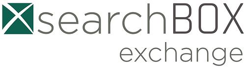 searchBOX exchange logo.