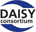 The DAISY Cnsortium logo. Click to access the website.