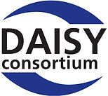 The DAISY consortium logo links to Sarah hilderley's lunchBOX interview.