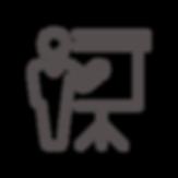 Presentation icon.