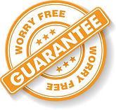 Worry Free Guarantee