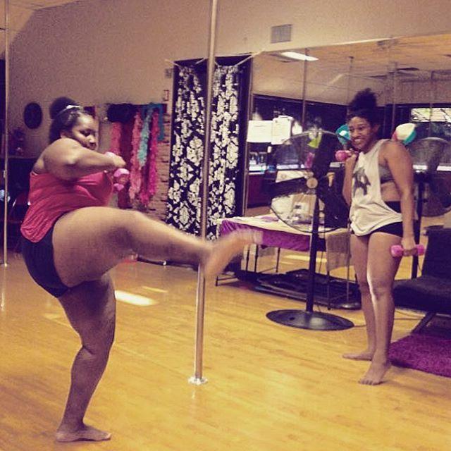 Curvy women dance classes are at power bar women's fitness
