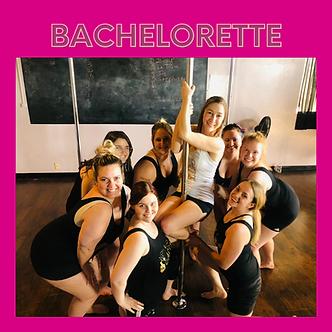 Fort Worth Bachelorette Pole Party in Da