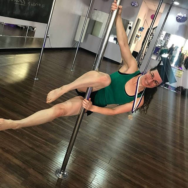 Pole Dancing Classes near me for fitness