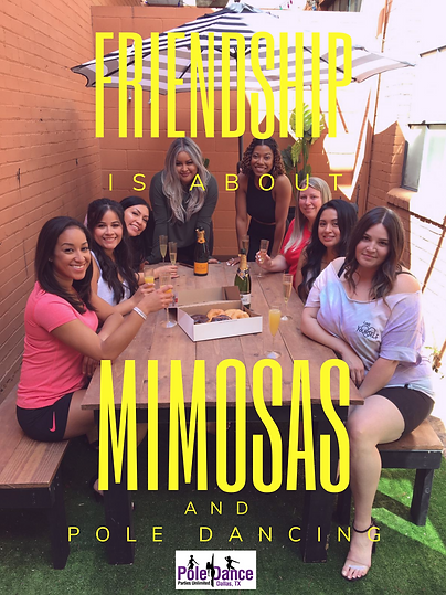 Mimosas and Pole Dance Package_Dallas_Te