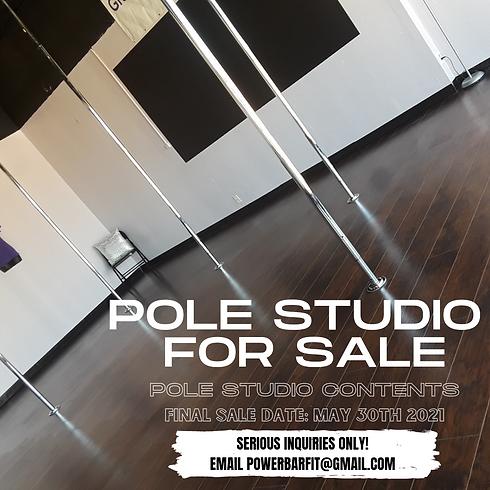 Fort Worth Pole Studio For Sale