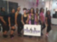 Dallas Pole Dancing Birthday Party Class