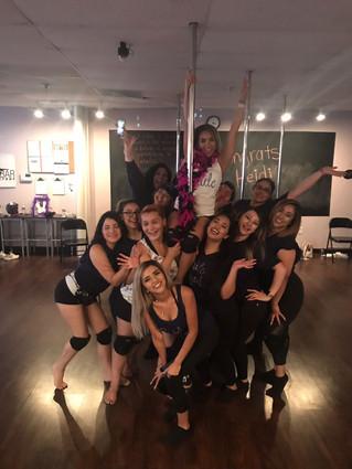 Pole Dancing Ladies Night - Dallas