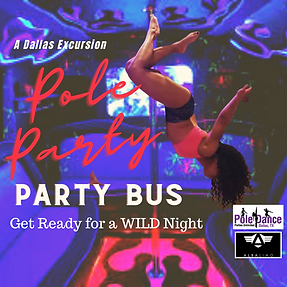 BYOB Party Bus Package -$85/pp and up  * 10 person min