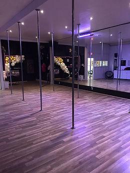 Dallas Pole Dancing class for bachelorette party