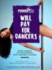 Will PAY FOR Dancers.online.jobs.ways.to