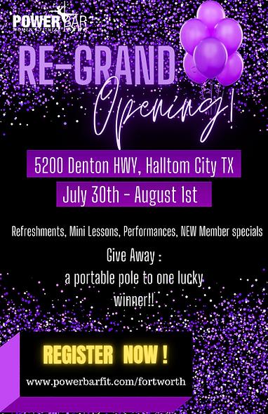Fort Worth Pole Classes Haltom City Texa