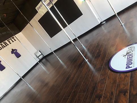 Fort Worth Dance Studio for Pole Dancing