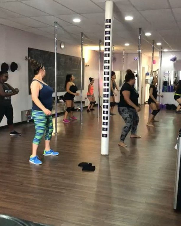 twerk fitness classes online with our online class library