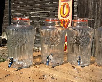 glass kilner drink dispensers.jpg