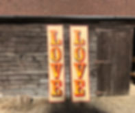 Handpainted Love Signs.jpg