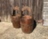 Vintage wooden pails.jpg