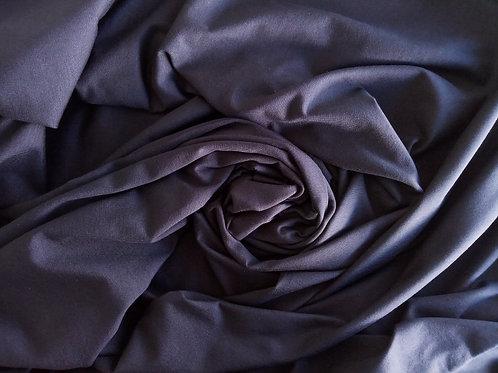 Jersey coton bio - Marine