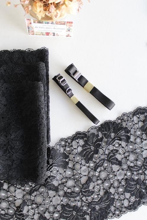 Kit triangle noir