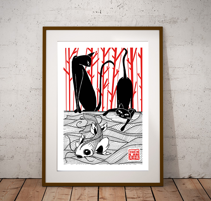 Fish&Cat - AsiatStyle