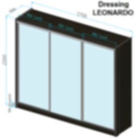 Dressing Leonardo - Cotat Axonometric (C