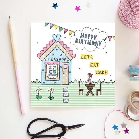 Teashop Birthday
