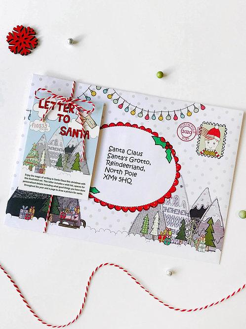 3 x Elf Letter to Santa