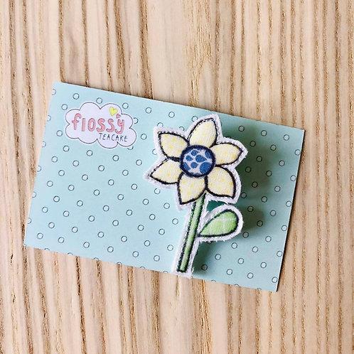 Flower Badge