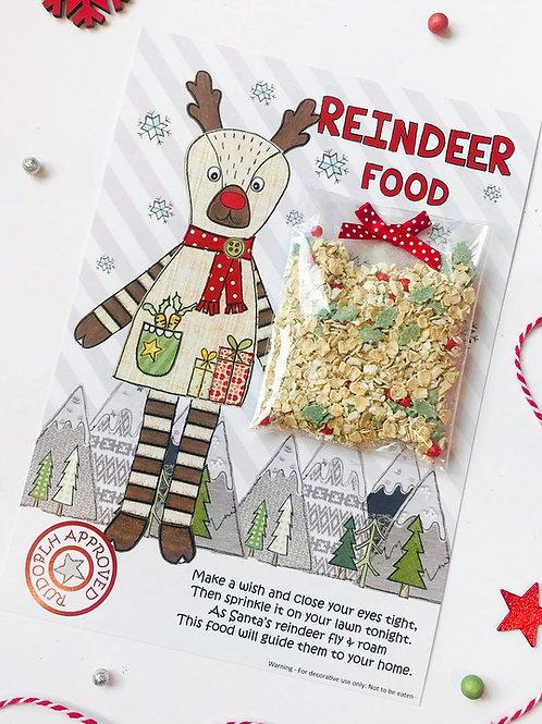 3 x Reindeer Food