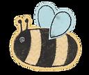 flossy bee