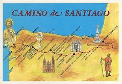 Paul's Route Santiago