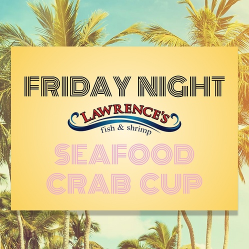 Seafood Crab Cup