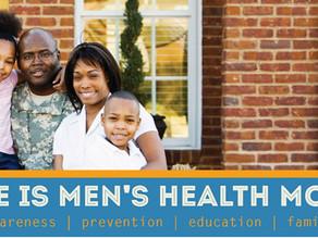 Celebrating National Men's Health Month