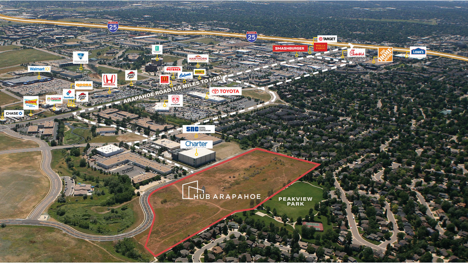 Jordon Perlmutter & Co. Acquires Land for 300,000 SF Industrial Development in Southeast Denver