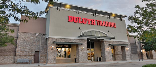 Jordon Perlmutter & Co. Welcomes Duluth Trading Co. to Larkridge With Newest Store Opening