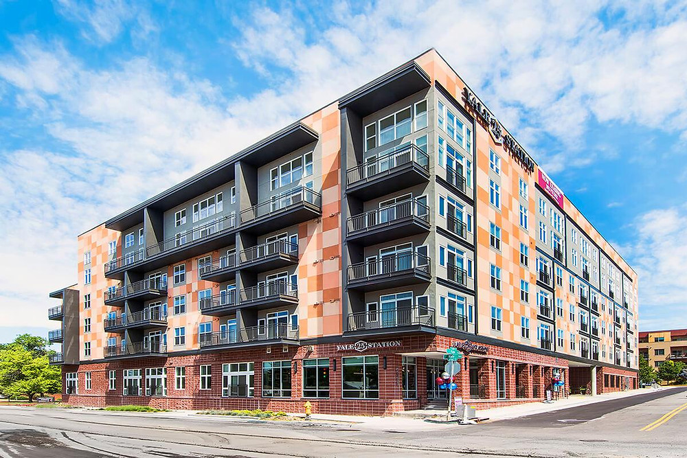 Yale 25 Station Apartments Now Open