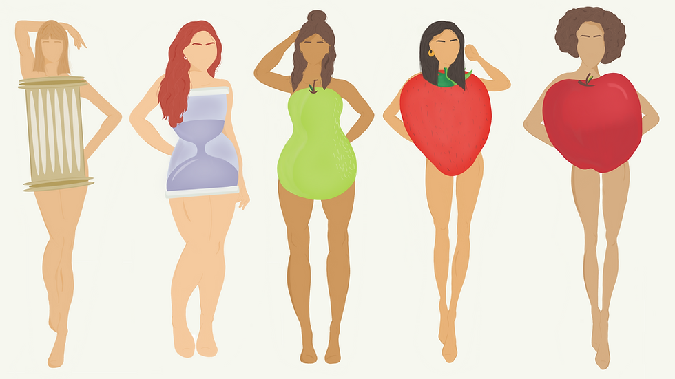 Body Shape Confidence Workshop