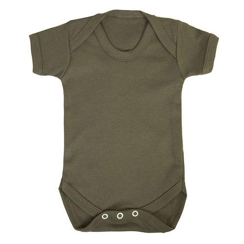 Customized Baby Bodysuit
