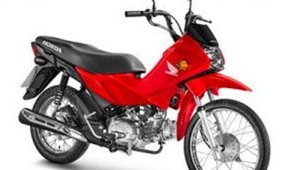 Carta de Crédito Motoneta Honda Pop 110