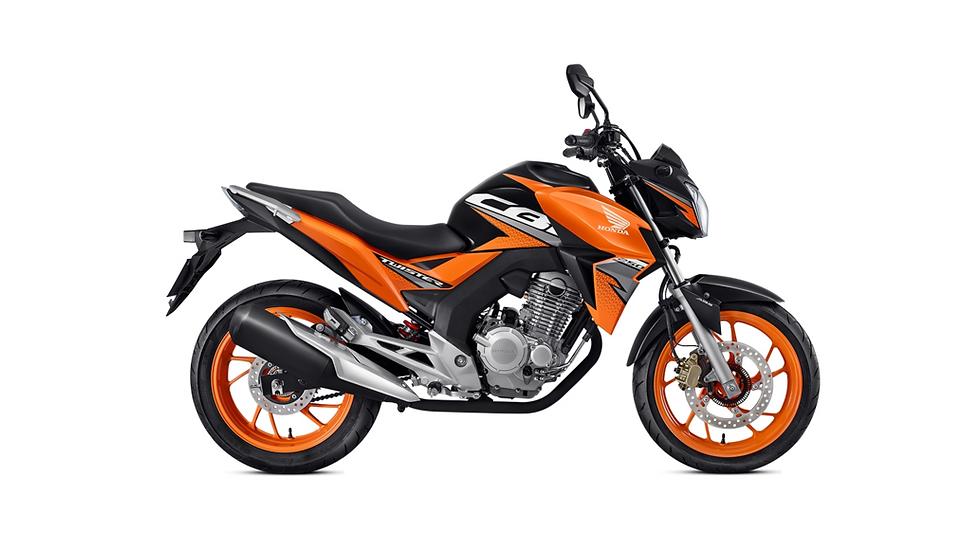 Carta de Crédito Honda CB Twister 2019