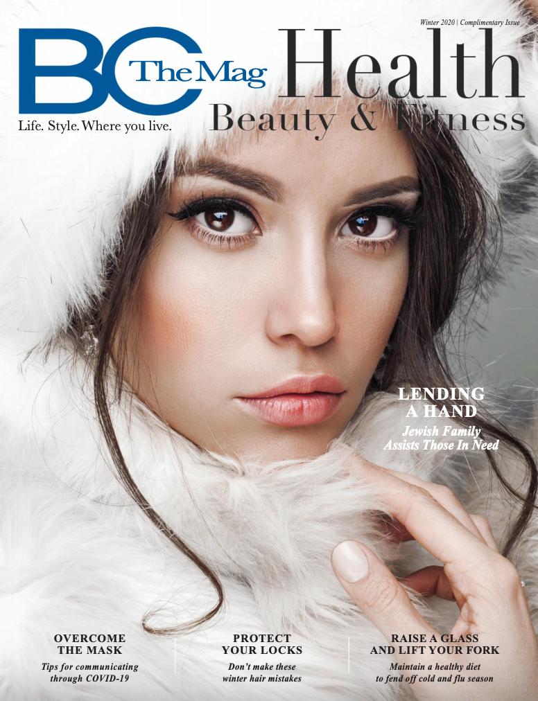 Health, Beauty & Fitness Winter '21