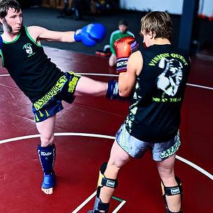 Kickboxing, Maine, Muay Thai, Gym, Primo Bellarosa